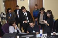 SAĞLIK ÇALIŞANLARI - Saray Devlet Hastanesi Dijital Hastane Belgesi Almaya Hak Kazandı.