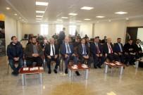 SOSYAL GÜVENLIK KURUMU - Suriyeli İş Adamları İle Toplantı Yapıldı