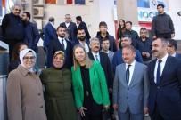 BAŞÖRTÜLÜ - TBMM Kadın Erkek Fırsat Eşitliği Komisyonu Üyelerinden AK Parti'ye Ziyaret