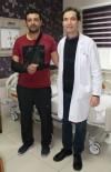 MOTOSİKLET KAZASI - Trafik Kazası Ve İş Kazası Geçiren Hasta Şifayı Eskişehir'de Buldu
