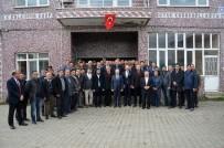 ZEKERIYA SARıKOCA - Vali Ceylan Büyükkarakarlı Mahallesinde Vatandaşlarla Buluştu