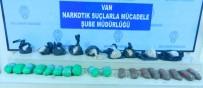 BOSTANIÇI - Van'da 14 Kilo 194 Gram Eroine Le Geçiridldi