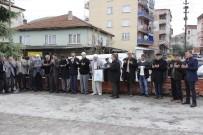 Vezirhan'da Kutsal Topraklara Gidenler Dualarla Uğurlandı