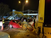 ALI ARSLAN - Yarış Kazayla Bitti