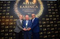 BEYLIKDÜZÜ BELEDIYESI - Yaşam Vadisi 1'İnci Etap'a Altın Karınca Ödülü Geldi