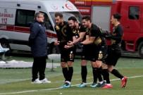 METE KALKAVAN - Osmanlı Alanyaspor'u farklı yendi