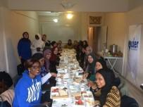 ORTA AFRİKA - Afrikalı Kız Öğrenciler Kahvaltı Sofrasında Buluştu