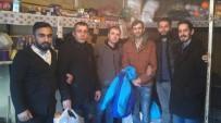 KANAAT ÖNDERLERİ - AK Parti'den Engellilere Kışlık Mont