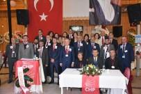 TUR YıLDıZ BIÇER - Akhisar CHP'de Yeni Başkan İsmail Fikirli