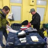 YARDIM KAMPANYASI - Akıncılar Taraftar Grubundan Edirne'ye Yardım Kampanyası