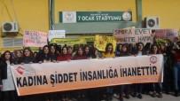 CENTİLMENLİK - Amanos Melekleri'nden 'Şiddete Hayır Yürüyüşü'