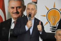 MEHMET AKYÜREK - Bakan Arslan İle Fakıbaba Harran Ve Akçakale'de Partililerle Buluştu