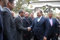Bakan Eroğlu Açıklaması 'Antalya'ya Gelen Turistlerin En Azından Yüzde 10-15'İni Burdur'a Taşımamız Lazım'