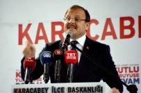 ZEKERİYA BİRKAN - Başbakan Yardımcısı Çavuşoğlu Açıklaması 'Kudüs'te Huzur Olmazsa, Dünyada Olmaz'