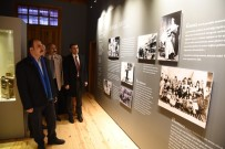 UĞUR İBRAHIM ALTAY - Başkan Altay'dan Sille'ye Müze Müjdesi