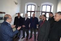 İSTİŞARE TOPLANTISI - Başkan Gümrükçüoğlu, STK Yetkilileri  İle İstişare Toplantısı Gerçekleştirdi