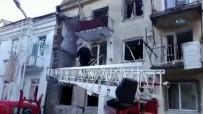 KURTARMA OPERASYONU - Batum'da Patlama Açıklaması 7 Yaralı