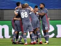 UEFA ŞAMPİYONLAR LİGİ - Beşiktaş'ın rakibi belli oluyor
