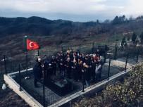 Beşiktaş'taki Saldırıda Şehit Düşen Polis Memuru Dualarla Anıldı