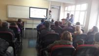 Burhaniye'de Bilgilendirme Toplantısı Yapıldı