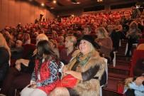 ÇEKIM - Büyük Bestekarlar '5 Selahattin' TSM Konserine Büyükçekmece'de Yoğun İlgi