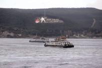 ÇANAKKALE BOĞAZı - Çanakkale Boğazı Gemi Geçişlerine Açıldı