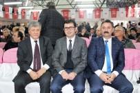 ENIS BERBEROĞLU - CHP Bergama'da Yeni Başkan Mehmet Ecevit Canbaz Oldu