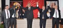 TUR YıLDıZ BIÇER - CHP Turgutlu'da Yeni Başkan Yakup Çilel Oldu