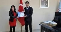 TÜRK DIL KURUMU - 'Dilimiz Kimliğimizdir' Yarışmasında Dereceye Girenlere Ödülleri Verildi