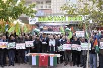 SELAHATTIN EYYUBI - Diyarbakır'da Trump'a Tepkiler Sürüyor