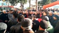 YENI CAMI - Emekli Tümgeneral Kudret Cengiz Son Yolculuğuna Uğurlandı