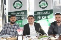 YEŞILAY CEMIYETI - Genç Yeşilay Üyeleri Madde Bağımlılığı İle Mücadele Edecek