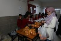 KÖRFEZ - Halden Okula Yerli Malı Ürünler