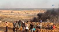 ORANTISIZ GÜÇ - İsrail Barbarlığı Sürüyor
