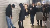 TAKSIM - İstanbul'da 'Bonzai' Krizleri Kamerada