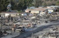 SAN DIEGO - Kaliforniya Alev Alev Açıklaması Olağanüstü Hal İlan Edildi