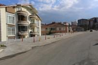 KARADERE - Karadere Caddesi Yeni Yüzüne Kavuştu