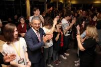 KARŞIYAKA BELEDİYESİ - Karşıyaka'da Kent Tesisleri Yılbaşına Hazır