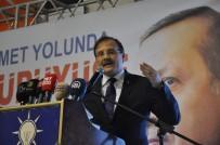 BURSA İNEGÖL - 'Kılıçdaroğlu Uluslararası Odaklar Tarafından...'