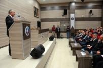 NURETTIN TOPÇU - Kırıkkale Üniversitesinde Eğitimde Değişim Yönetimi Ele Alındı