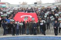 FRANSıZCA - Konya'da STK'lardan Kudüs Protestosu