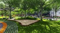 YENI CAMI - Molla Şaban Parkı Şehzadelerle Güzelleşiyor