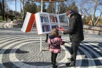 24 KASıM - Odunpazarı Belediyesi'nden Kitap Kurtları İçin Parklara Açık Hava Kütüphanesi