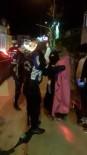 OYUNCAK BEBEK - Beşiktaş'ta Dilenci Kadını Yakalayan Zabıtalar Şok Oldu