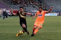 MUSA ÇAĞıRAN - Süper Lig Açıklaması Osmanlıspor Açıklaması 3 - Aytemiz Alanyaspor Açıklaması 0 (İlk Yarı)