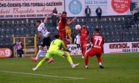 NAZİLLİ BELEDİYESPOR - TFF 2. Lig Açıklaması Nazilli Belediyespor Açıklaması 1 Gümüşhanespor Açıklaması 2