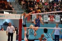İSMAIL ŞAHIN - Türkiye Bayanlar Voleybol 1. Lig Açıklaması Manisa BBSK Açıklaması 2- THY Açıklaması 3