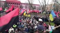 YOLSUZLUK - Ukrayna'da Saakaşvili'ye Destek Gösterisi