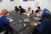 ÇORUH - Unutulmuş Sanatlar SAMEK'lerde Gün Yüzüne Çıkıyor