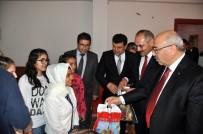 TURGAY HAKAN BİLGİN - Vali Köşger'i Duygulandıran Türkü